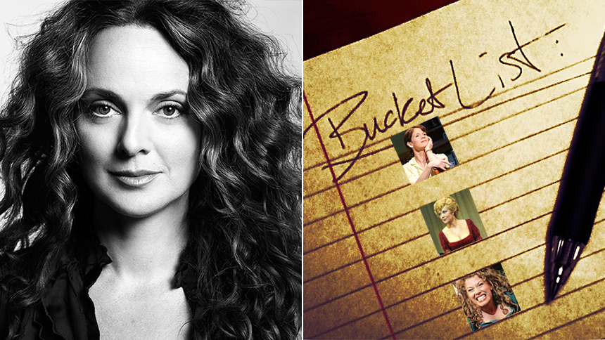 Tony Nominee Melissa Errico Reveals Three Roles Off Her B...