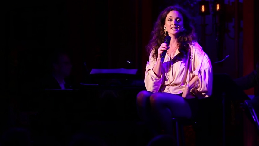 Hot Clip of the Day: Melissa Errico Sings the Sweet Sound...