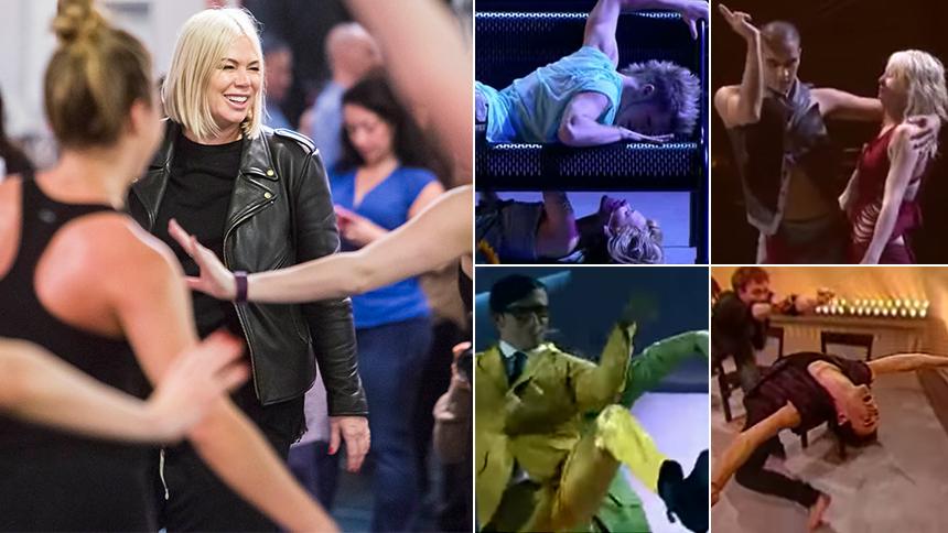 New York Spectacular Director & Choreographer Mia Michael...