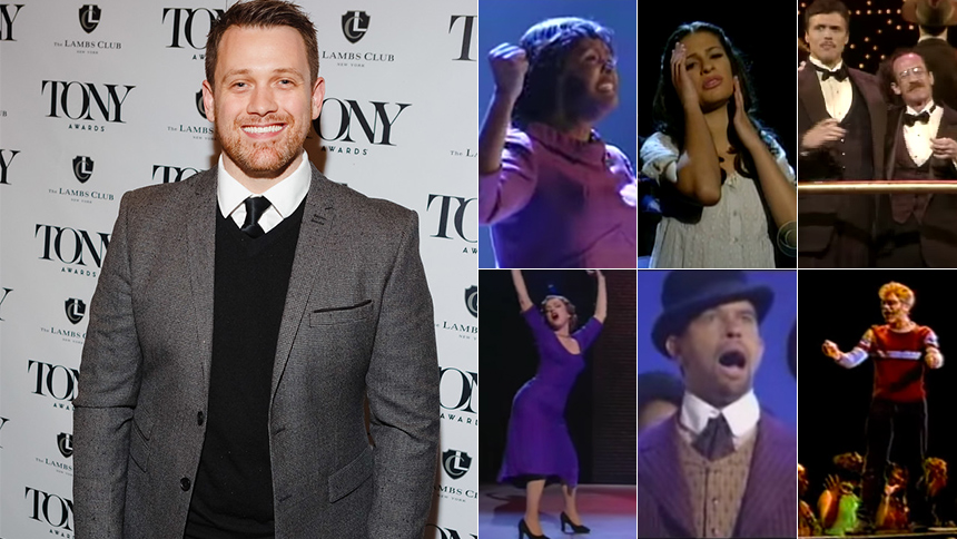 Spring Awakening Tony Nominee Michael Arden Counts Down H...