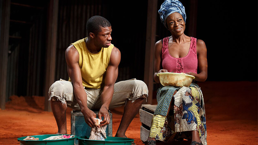 Michael Luwoye & Adeola Role on the Joys and Challenges o...