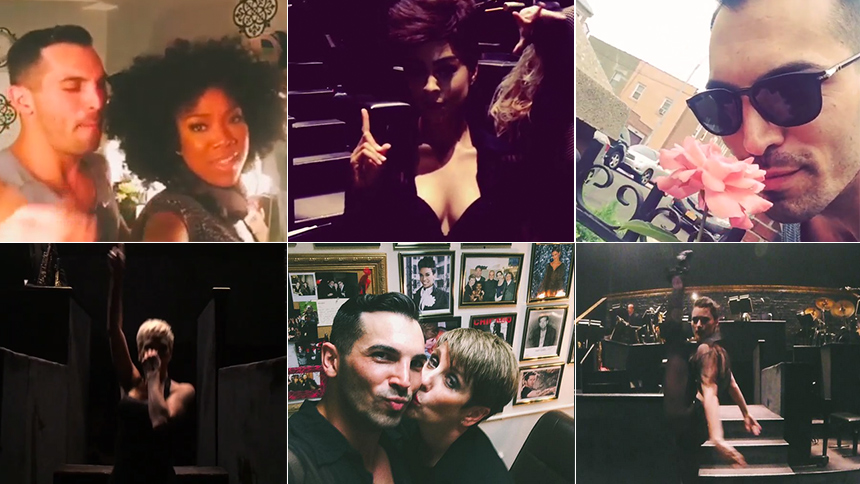 Photo & Video Roundup! Spend a Two-Show Day Backstage at...