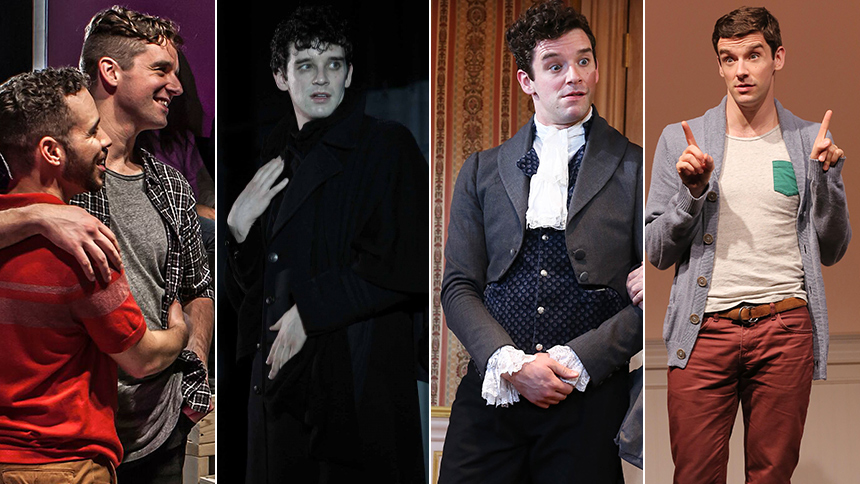 Is Government Inspector & Torch Song Star Michael Urie Ne...