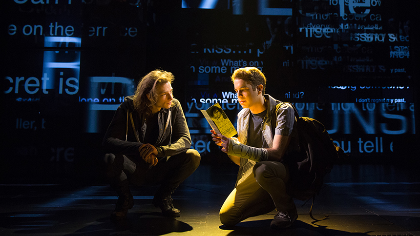 Seven Questions About Dear Evan Hansen, Connor Murphy, Ne...