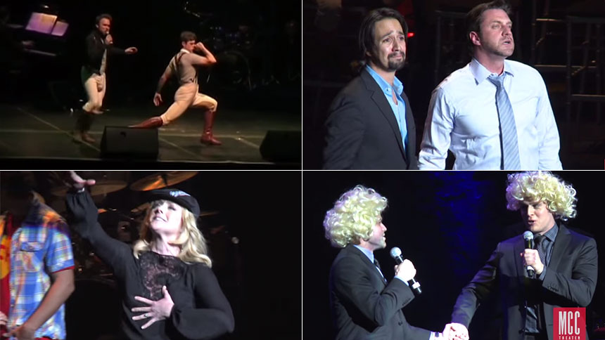8 Videos To Get You Super Pumped for MCC's Miscast 2015