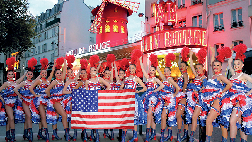The Moulin Rouge Comes to NYC For the First Time & You're...