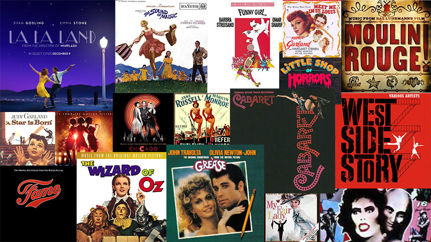 Friday Playlist The Ultimate Movie Musical Playlist The