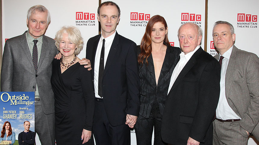 Gate or No Gate: Debra Messing, Brían F. O'Byrne & More P...