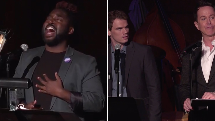 Watch Muny Magic! Mykal Kilgore Sings The Wiz and Jay Arm...