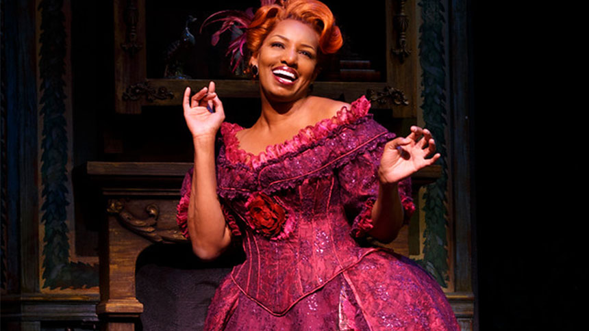 4 Moments We Were Living for NeNe Leakes in Cinderella