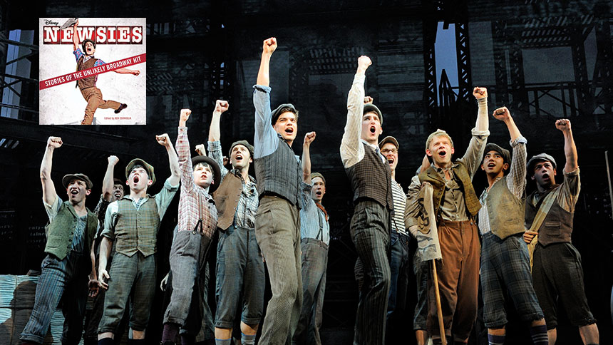 This Is Why Every Fansie Needs to Own Newsies: Stories of...