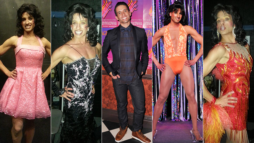 Pageant Star Nic Cory Brings Us Inside the Closet & Mind ...