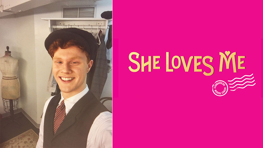 Introduce Yourself(ie): 10 Questions with She Loves Me's ...