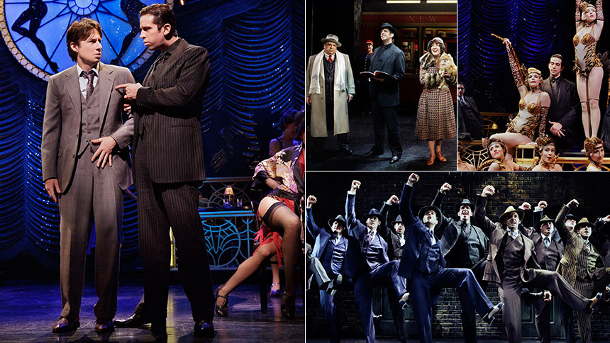 Five Burning Questions With Bullets Over Broadway Tony