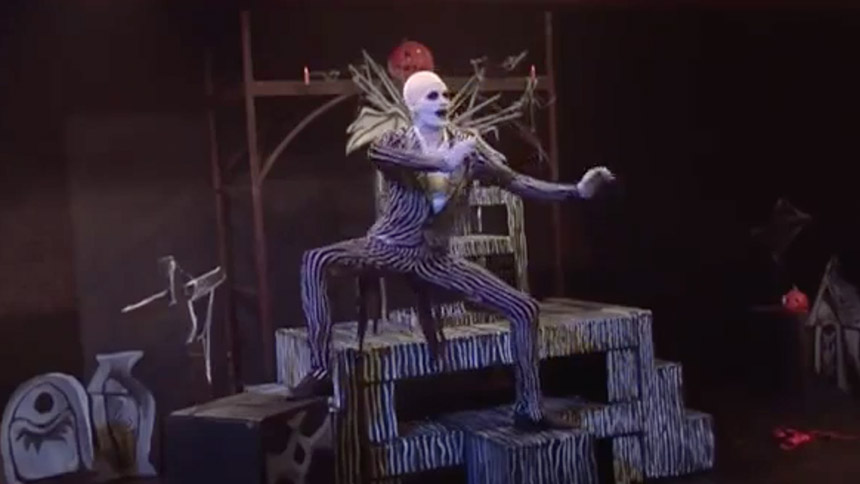 Hot Clip of the Day: See The Nightmare Before Christmas C...