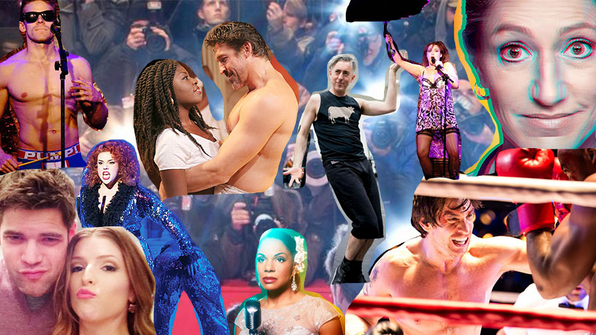 The 10 Most OMG Photos & GIFS From the Week on Broadway