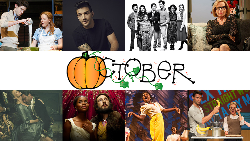 October Editor's Picks: 10 Plays & Musicals to See This M...