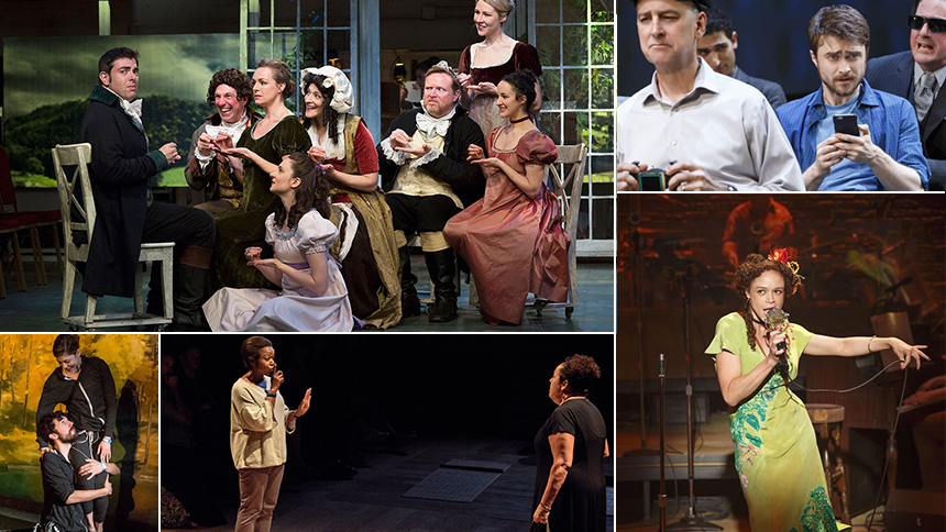 Five Off-Broadway Shows You Have to Run & See Right Now