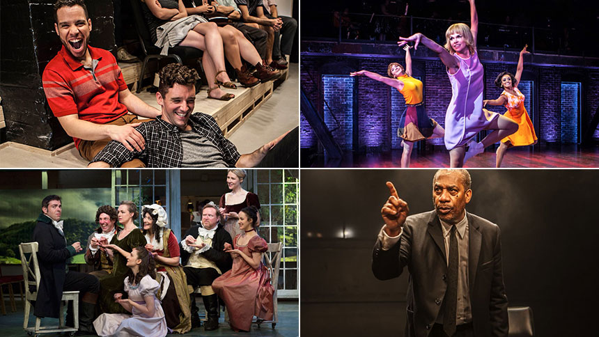 Eight Glorious Nights Spent Off-Broadway in 2016