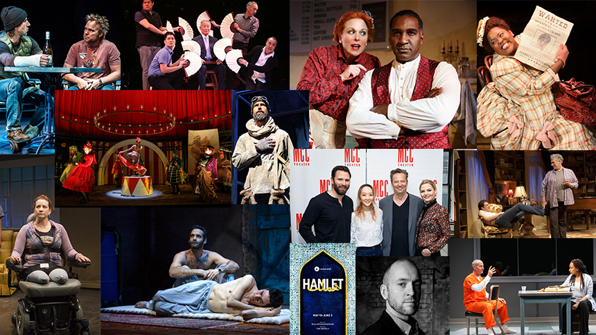 12 Off-Broadway Shows to Make Time to See During Tony Awa...