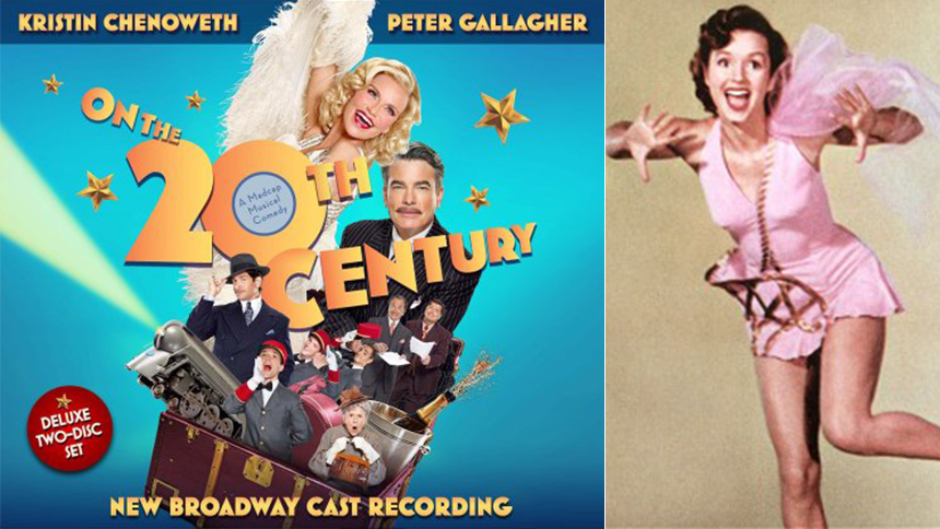 The New On the Twentieth Century Revival Cast Recording I...