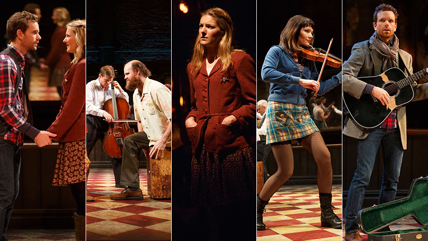 five great quotes about love from the musical once
