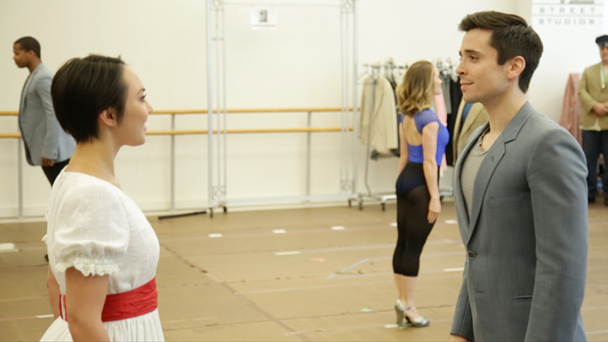 The Stars of Paper Mill's West Side Story Describe Their ...