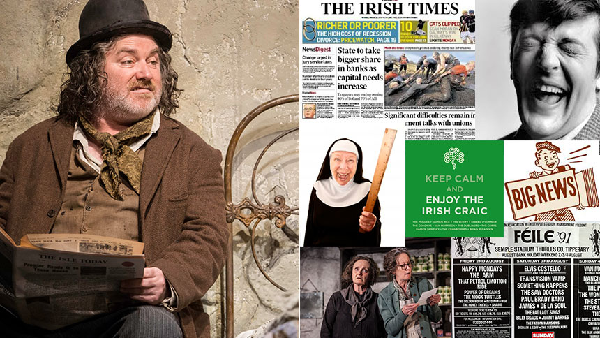 Cripple of Inishmaan Star Pat Shortt on the Power of Goss...