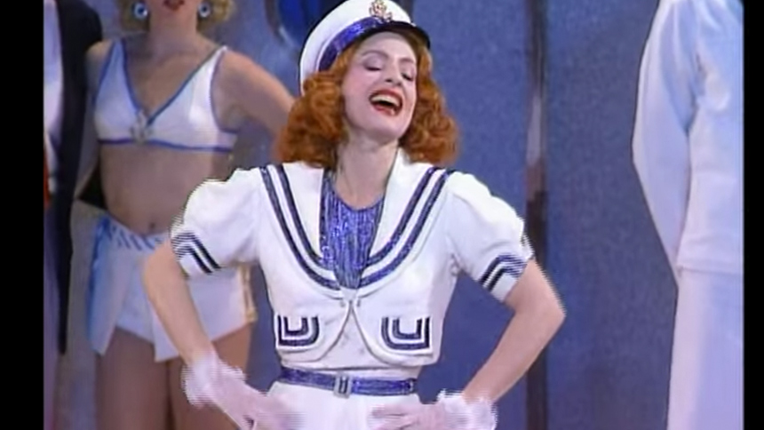 "Hot Clip of the Day: Patti LuPone Belting ""Anything Goes""..."