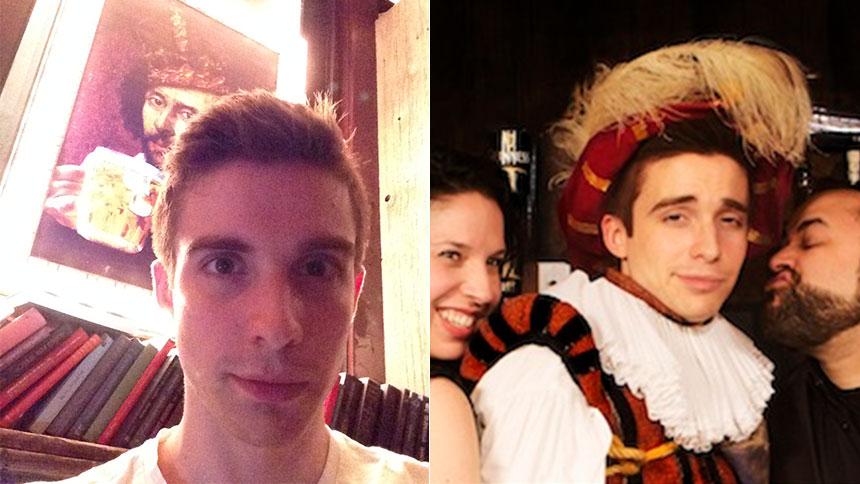 Meet Your New Crush: Drunk Shakespeare Jokester Phil Gillen