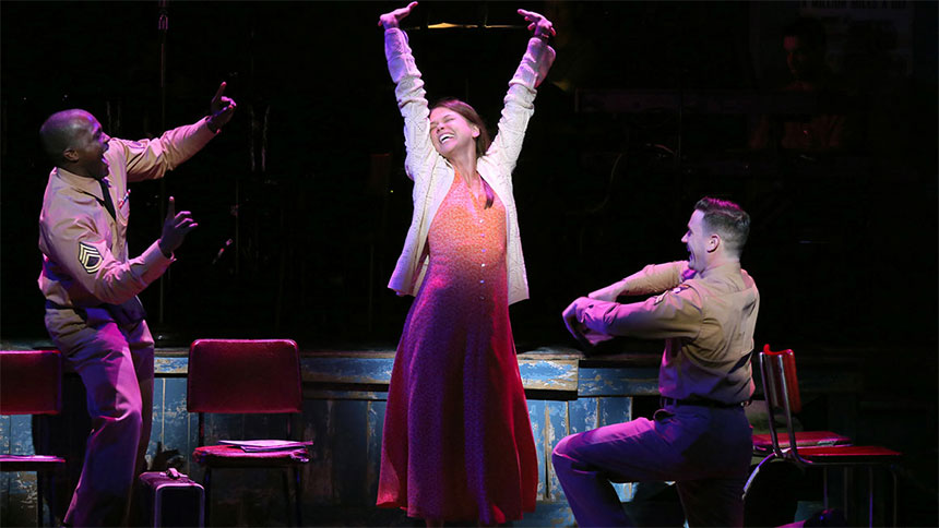 Go Inside Sutton Foster's 'All to Pieces' Transformation ...