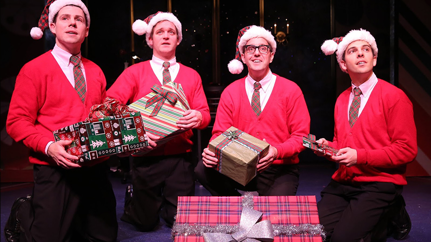 Get Into the Full-Out Christmas Spirit with the Stars of ...