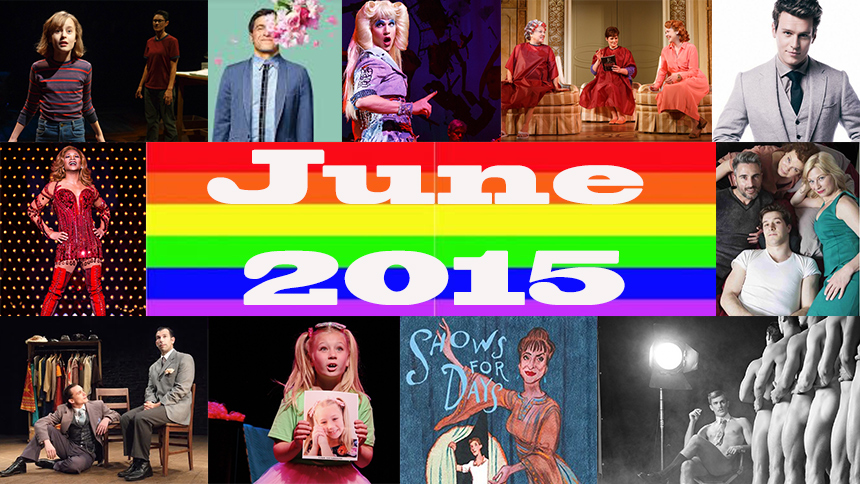 gay themed broadway shows dates photos