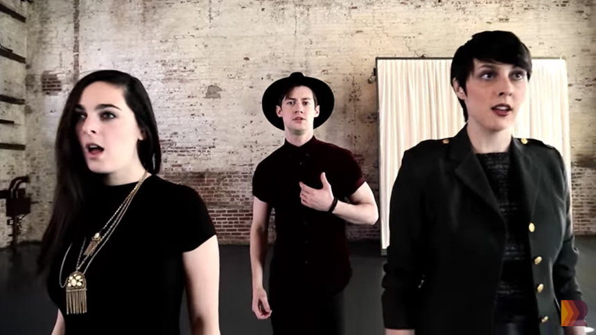 15 Aca-Awesome A cappella Broadway Covers
