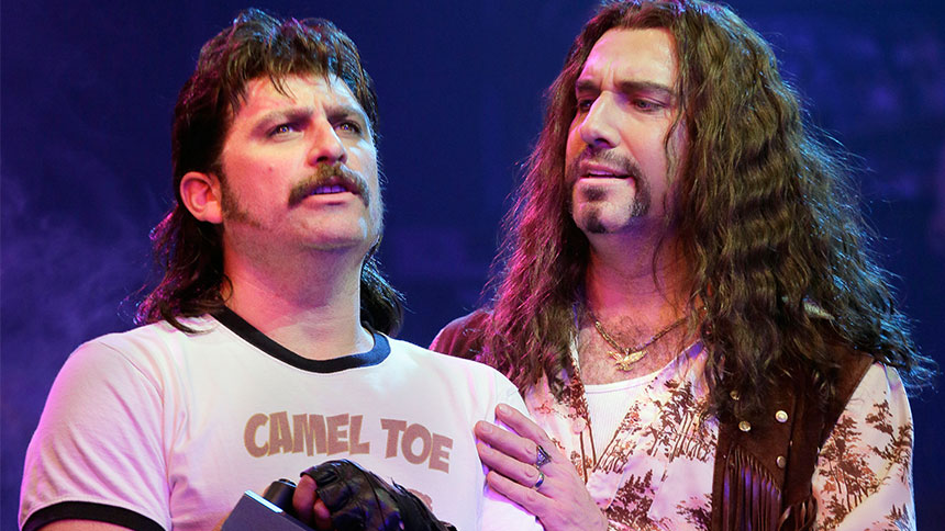 Dynamic Duets: Uncovering the Bromance Behind Rock of Age...
