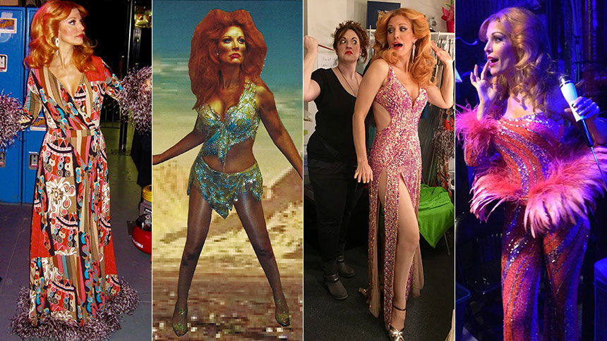 Hot Stuff! Rachel York Serves You Disco Diva Realness wit...