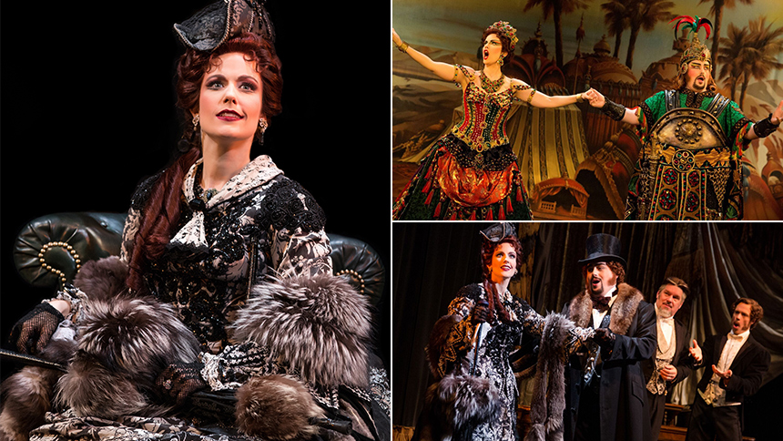 The Phantom of the Opera Star Raquel Suarez Groen Takes O...