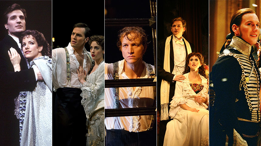 Six Moments That Prove Raoul From Phantom of the Opera Is...