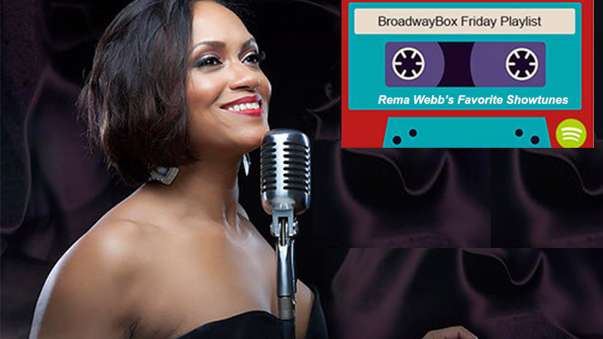 Friday Playlist: Color Purple Standout Rema Webb's Ultima...