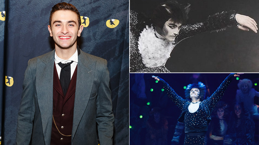 Five Burning Questions with Cats Star Ricky Ubeda