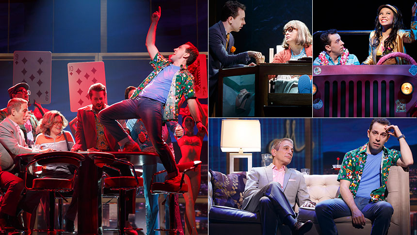 Five Burning Questions with Honeymoon in Vegas Star Rob M...