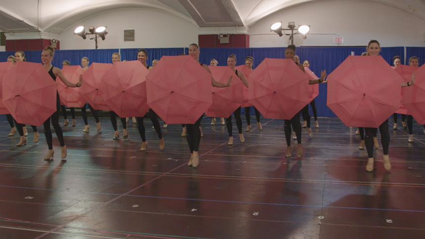Hot Clip of the Day: The Rockettes Bring Fierce Tap to th...