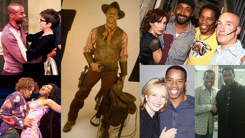 Rodney Hicks' Broadway Scrapbook: Come From Away, Rent, S...