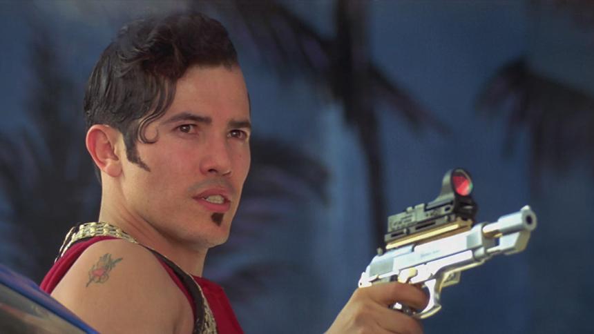 #TBT 12 John Leguizamo as Tybalt in Romeo + Juliet GIFs f...