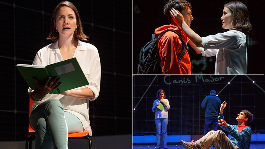 Five Burning Questions with The Curious Incident of the D...