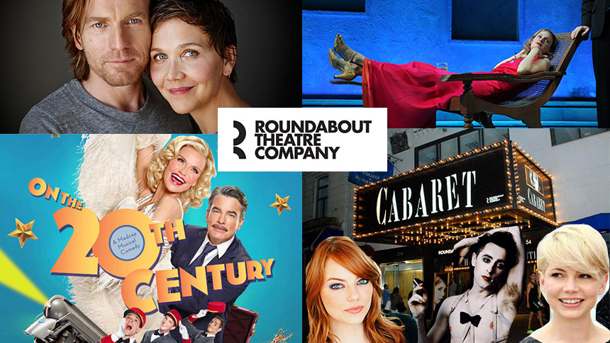 If Broadway Were An Old Hollywood Studio, Roundabout Woul...