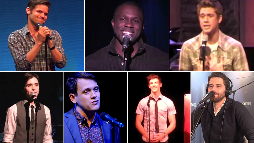 "Seven of Your Broadway Crushes Singing ""Run Away With Me"""
