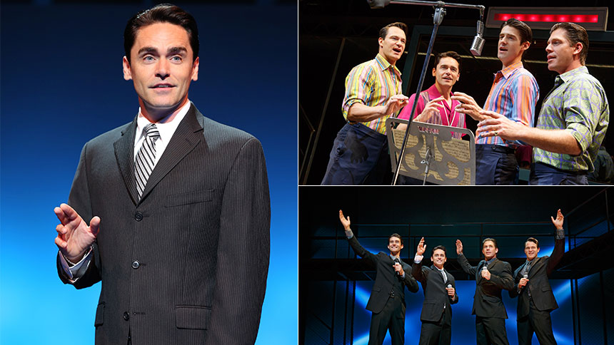 Here's a 5 Video Introduction to Jersey Boys' Big Man In ...