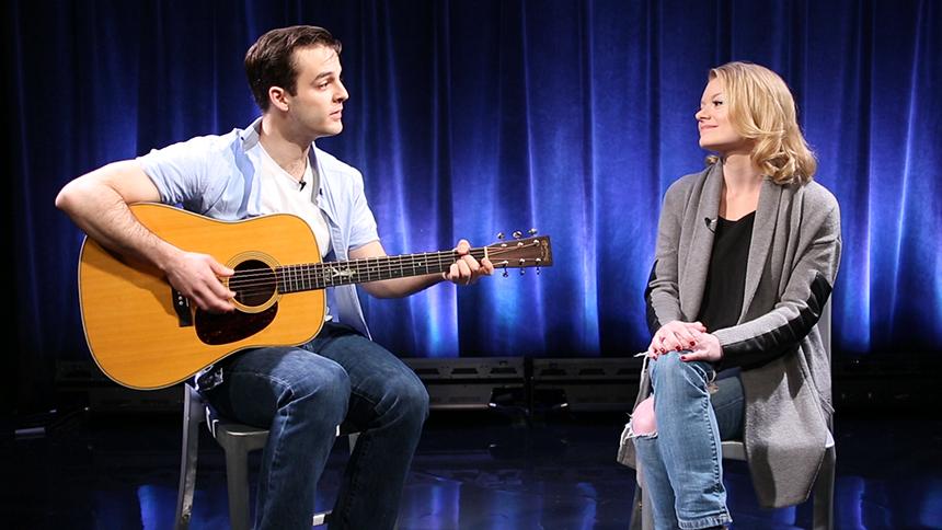 Broadway Unplugged: Paramour Stars Ryan Vona & Ruby Lewis...