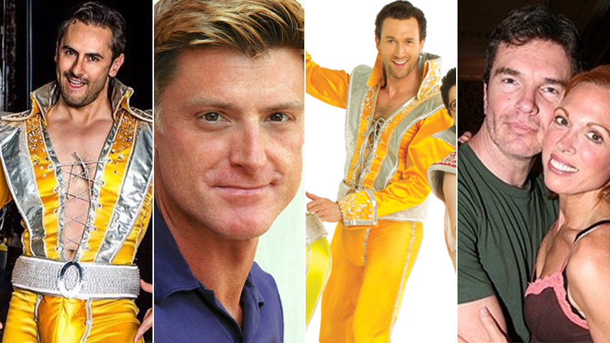 Four Hotties Who Played Mamma Mia! Daddy Sam Carmichael